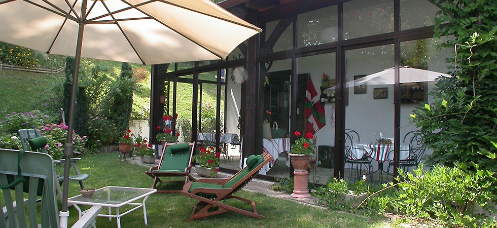 Maison d hotes pays basque ventana blog - Chambres d hotes de charme pays basque ...